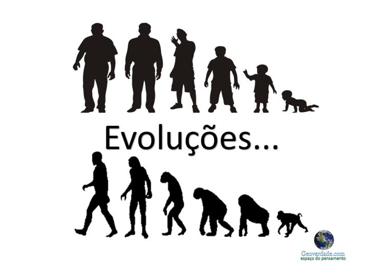 evoluçõe