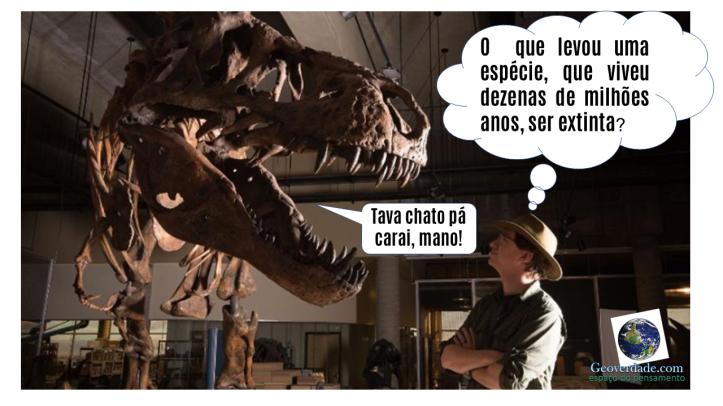 dinossauro piada